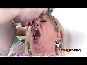 Squirting Milf Cherie DeVille Fucked Balls Deep By Handyman'_s Huge Cock GP055