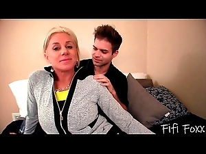 Horny MILF Wife Seduces Younger Man - Payton Hall