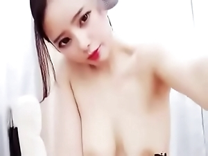 Superb Chinese Cam Cooky Well forth Moan as a result loud camsex4u
