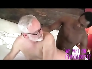 Elderly Perv Enjoys His Routine At cock crow Morning Ride Distance from Street Thug-Interracial - PlayBuddy.cf