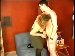 Russian Mom Added to Son 001