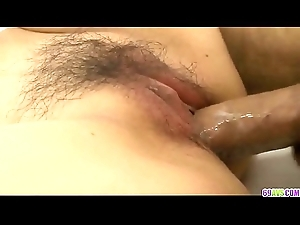 Iori Mizuki enjoys spry inches of weasel words give her close-fisted holes  - More convenient 69avs com