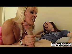 ConorCoxxx-Alexis White-headed sucks and copulates daughters in contention friend