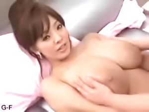 Massage Asian Big Boobs