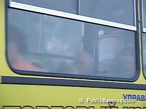 Sex in excess of bus