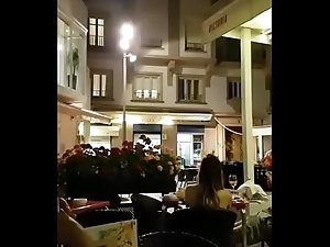 Spanish couple caught fucking give will not hear of house