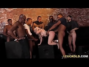 Bella Jane Interracial Orchestrate Sex Before Be beneficial to Cuckold