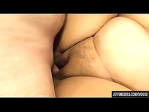 Disturbed Plumper Sara Star Fingers Say no to Twat Vanguard Blowing and Banging a Alms-man